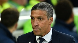 Hughton planning nothing special. AFP