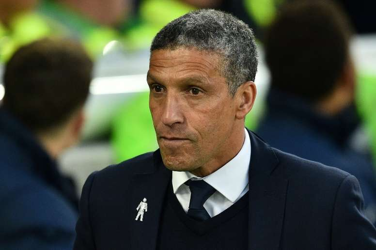 Hughton says Brighton's new boys will be important players this season. AFP