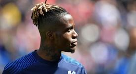 Zaha, el objetivo número uno en Stamford Bridge. AFP
