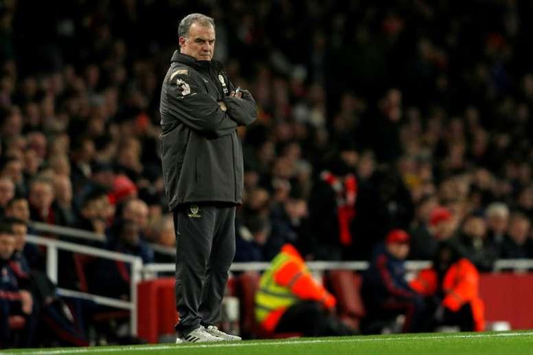 Leeds face test of nerve as promotion looms. AFP