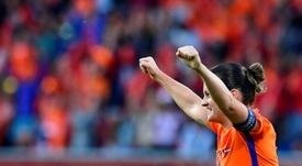 Spitse fue una pieza clave de Holanda en el Mundial. AFP