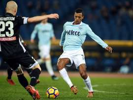 La Lazio perdió por la mínima ante el FCSB. AFP
