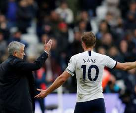 Barca ended up asking about Harry Kane. AFP