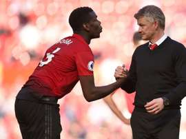Pogba belongs to Man Utd, not Mino, insists Solskjaer