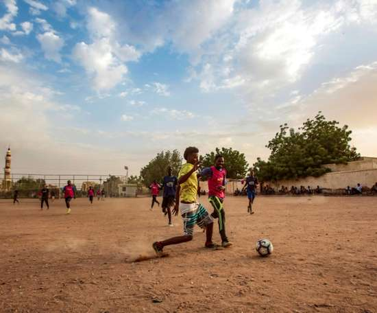 Many Sudanese footballers say the sport was sidelined under Omar al-Bashir'S three decades. AFP