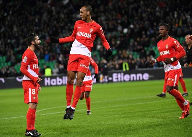 Fabinho est revenu sur le match de son équipe. AFP
