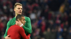 Neuer wants Bayern Munich to keep Liverpool target Alcantara