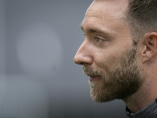 Eriksen set for Inter Milan exit as dream Italy move turns sour. AFP