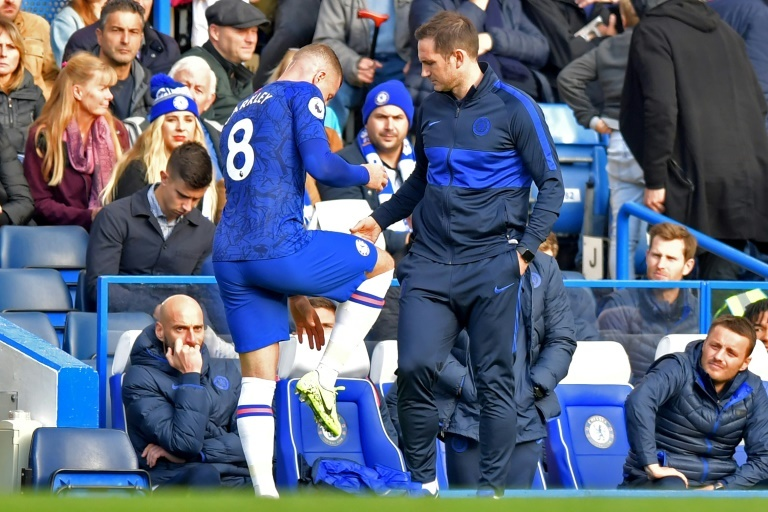Ross Barkley: Chelsea manager Frank Lampard says midfielder 'showed lack of professionalism'