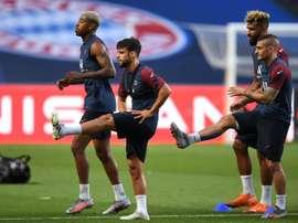 PSG confident on Verratti fitness for Champions League final. AFP