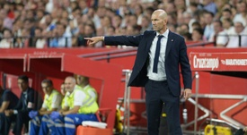 Zidane brushes off criticism as Madrid look to continue recovery. AFP