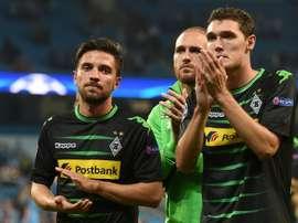 Christensen, objetivo del Leicester. AFP