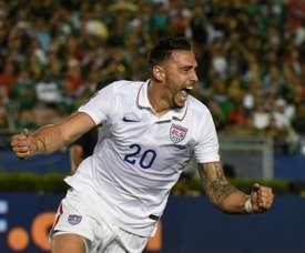 El defensor recordó que el objetivo de Estados Unidos era llegar a semifinales. AFP