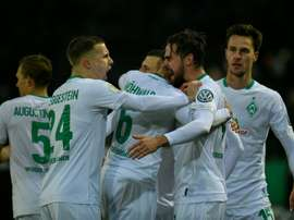 Flu-hit Dortmund crash out of German Cup on penalties to Bremen