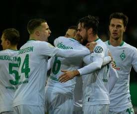 Flu-hit Dortmund crash out of German Cup on penalties to Bremen