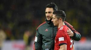 El Bayern atraviesa una grave crisis. AFP