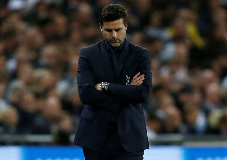Pochettino has been linked with the Real Madrid job since Lopetegui's dismissal. AFP