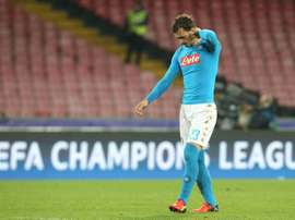 Le Tissier fumes at Gabbiadini's disallowed goal: AFP