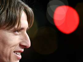 The alarms are ringing and Luka Modric. AFP