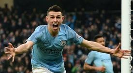 Les compos probables du match de Coupe de la ligue entre City et Burton. AFP