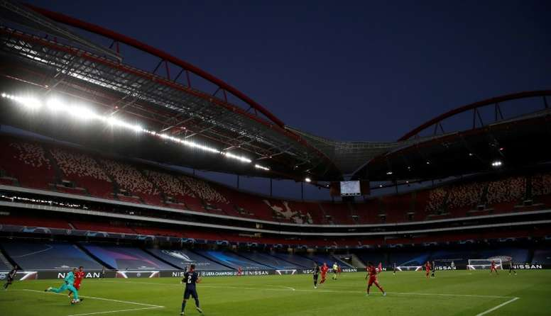 Empty stadiums have led to some staggering losses. afp_en