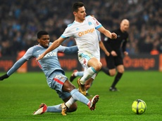 Florian Thauvin has shone for Marseille this season. AFP
