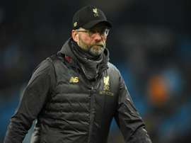 Liverpool laying groundwork for sustained success, says Klopp. AFP