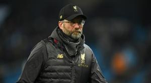 Jurgen Kloop treinador do Liverpool. EFE