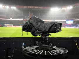 French clubs are set to lose millions because of Mediapro pulling out of a TV deal. AFP