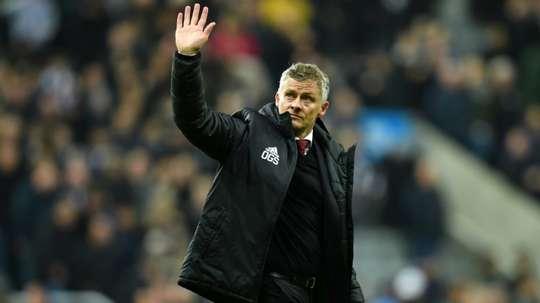 Liverpool match can spark Man Utd revival, says Solskjaer. AFP