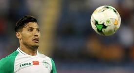 Casablanca are one win away. AFP