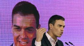 Pedro Sánchez es uno de los impulsores del proyecto. AFP