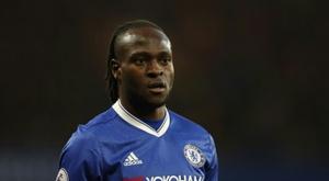 Moses, a um passo da Inter. AFP