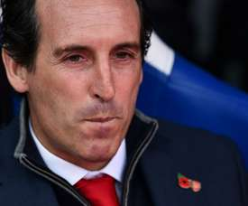Emery has made an impressive start to his tenure at Arsenal. AFP