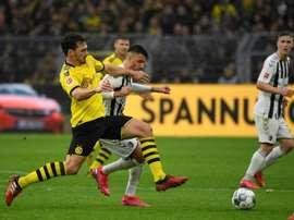 Hummels could be back for Dortmund. AFP