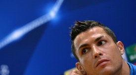 O atacante tem assumido que já não pode jogar todas as partidas. AFP