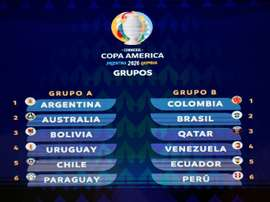 Socceroos to face Argentina at Copa America. AFP