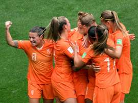 Netherlands see off Cameroon to clinch last 16 berth at World Cup. AFP