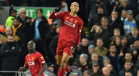 El futbolista preocupa a su técnico. AFP