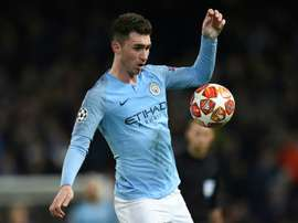 Guardiola says up to 'incredible' Laporte to win France call. AFP