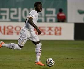 Players union want Muntari yellow quashed