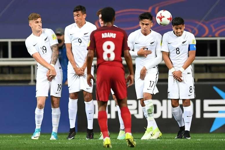 El Liverpool no cuenta con el joven delantero. AFP