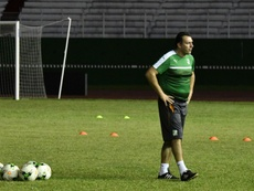 Wilmots could take over at Iran. AFP