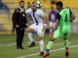 Qatar's Al Gharafa and Saudi's Al Ahli in diplomatic AFC draw. AFP