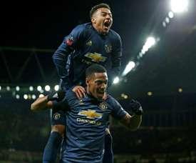 Man United prêt à vendre deux de ses joueurs. AFP