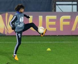 Ake back in Chelsea's plans if Christensen leaves. AFP