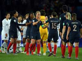 France got off to a dream start to the Women's World Cup. AFP