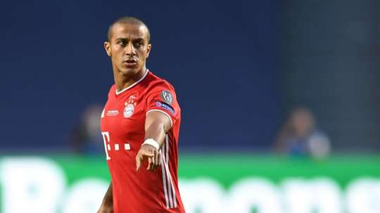 Thiago Alcantara is apparently close to joining Liverpool. AFP