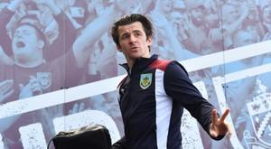 Joey Barton veut une refonte des règles de base du foot féminin. AFP