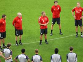 Bayern coach Flick plays down Super Cup virus risk in Budapest